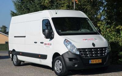 Renault Master – Hvid