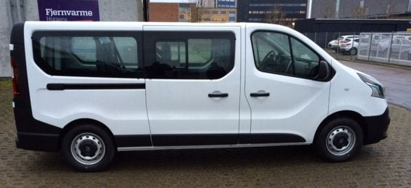 Renault passenger