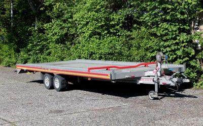 Auto trailer